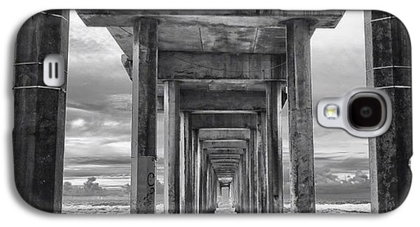 A Stormy Day In San Diego At The Galaxy S4 Case by Larry Marshall