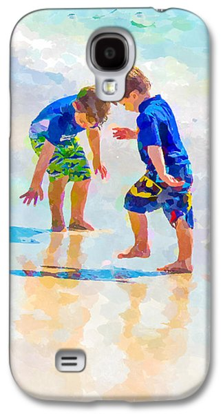 A Summer To Remember Iv Galaxy S4 Case by Susan Molnar