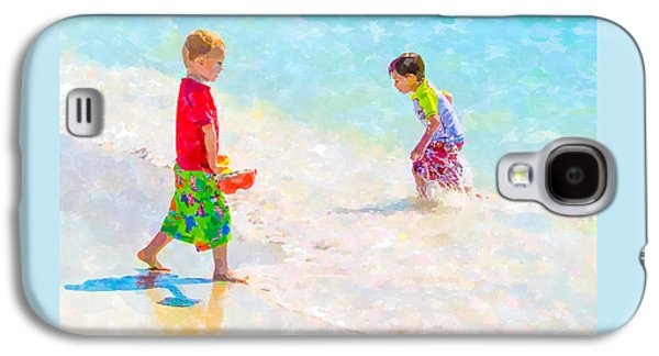 A Summer To Remember V Galaxy S4 Case by Susan Molnar