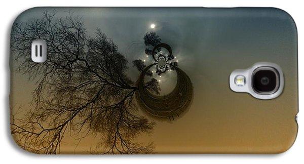 A Tree In The Sky Galaxy S4 Case by Jeff Swan