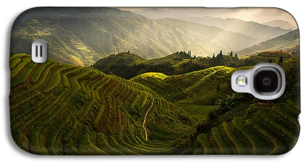 A Tuscan Feel In China Galaxy S4 Case