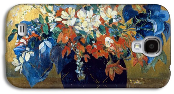 A Vase Of Flowers Galaxy S4 Case