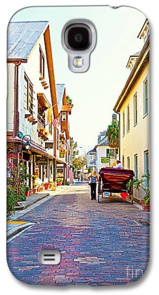 A Walk In St Augustine Galaxy S4 Case