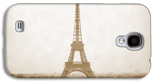 A Walk Through Paris 5 Galaxy S4 Case