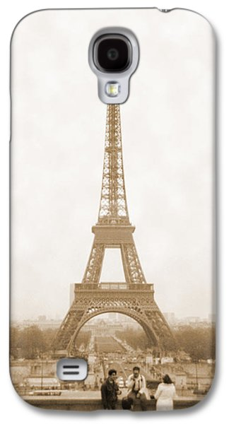 A Walk Through Paris 5 Galaxy S4 Case