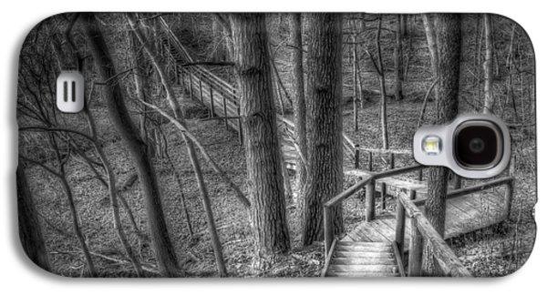 A Walk Through The Woods Galaxy S4 Case by Scott Norris