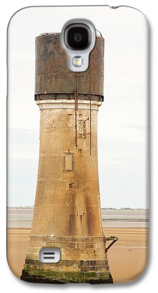 A Water Tower At Spurn Point Galaxy S4 Case