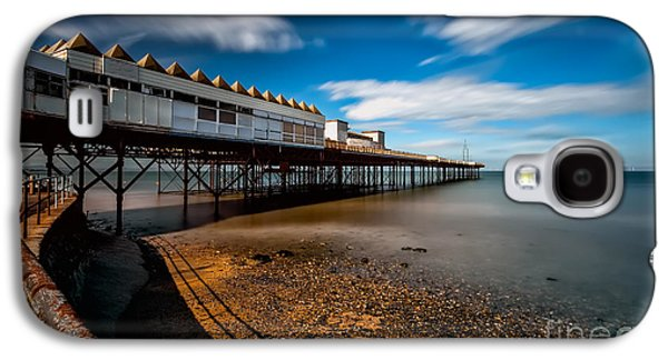 Abandoned Pier Galaxy S4 Case by Adrian Evans
