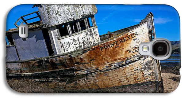 Abandoned Point Reyes Galaxy S4 Case by Garry Gay