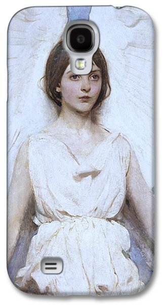 Abbott Handerson Thayer Angel 1886 Galaxy S4 Case by Movie Poster Prints