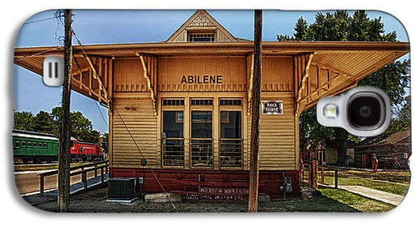 Abilene Station Galaxy S4 Case