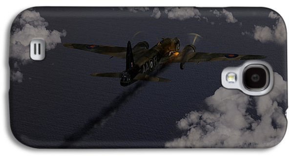 Above And Beyond - Jimmy Ward Vc Galaxy S4 Case