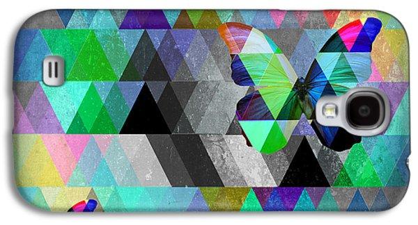 Abracadabra  Galaxy S4 Case by Mark Ashkenazi