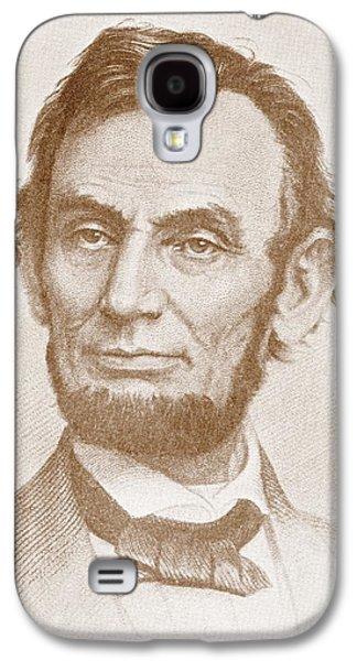 Abraham Lincoln Galaxy S4 Case