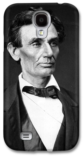 Abraham Lincoln Portrait Galaxy S4 Case