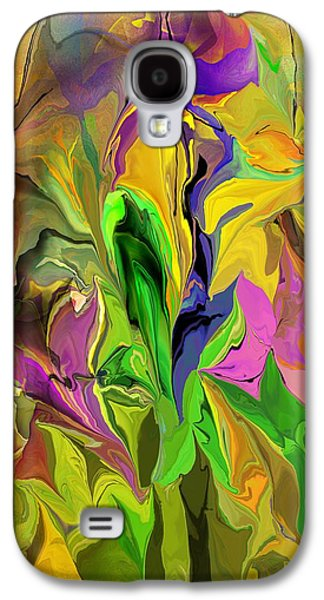 Abstract 070313 Galaxy S4 Case