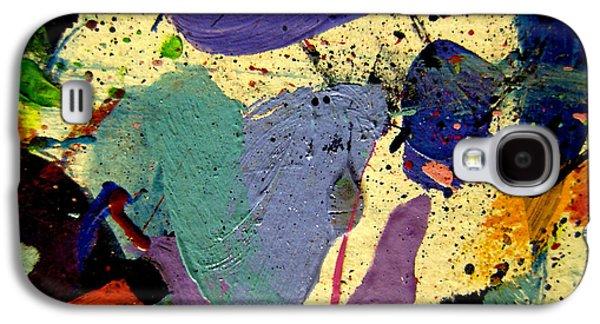 Abstract 11 Galaxy S4 Case by John  Nolan