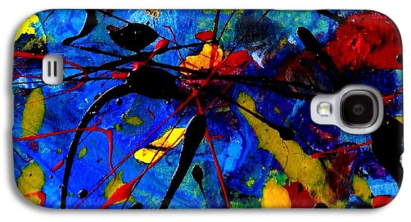 Abstract 39 Galaxy S4 Case by John  Nolan