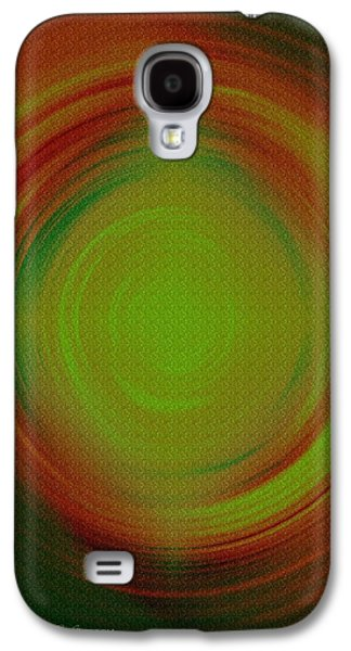 Abstract Art 3 Galaxy S4 Case