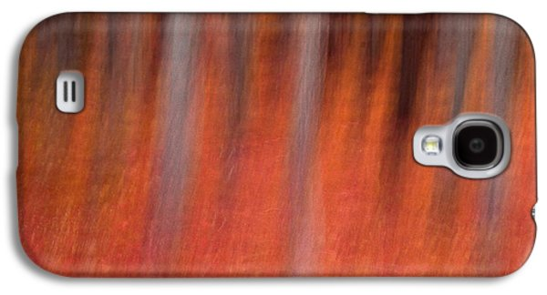 Abstract Forest 1 Galaxy S4 Case by Leland D Howard