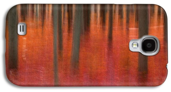Abstract Forest 2 Galaxy S4 Case by Leland D Howard