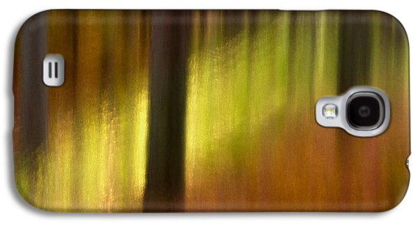 Abstract Forest 3 Galaxy S4 Case by Leland D Howard