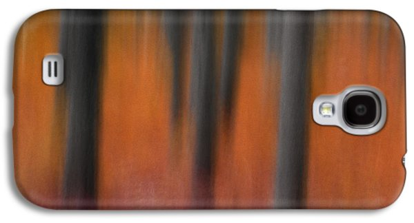 Abstract Forest 4 Galaxy S4 Case by Leland D Howard