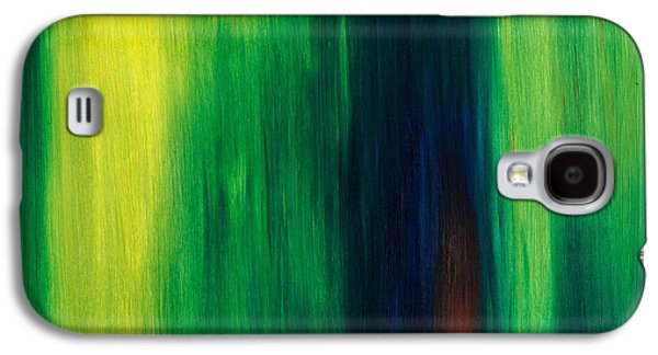 Abstract No 1 Initium Novum Galaxy S4 Case by Brian Broadway