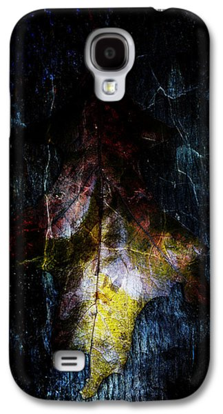 Abstract Oak Leaves Galaxy S4 Case