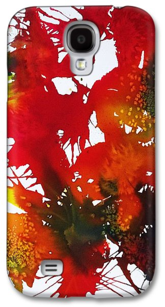 Abstract - Riot Of Fall Color II - Autumn Galaxy S4 Case