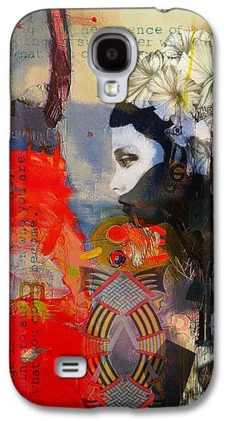 Abstract Tarot Art 011 Galaxy S4 Case