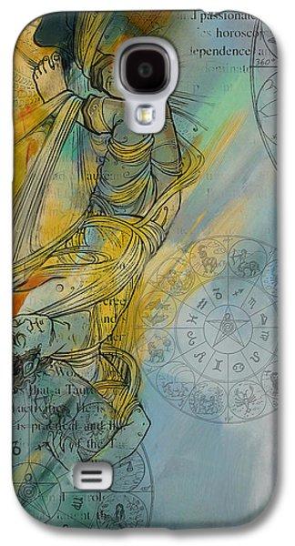 Abstract Tarot Art 015 Galaxy S4 Case
