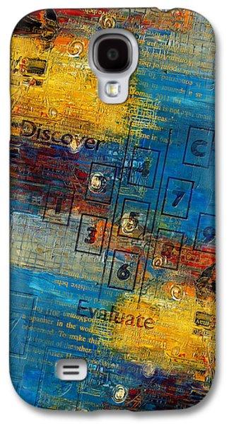 Abstract Tarot Art 016 Galaxy S4 Case