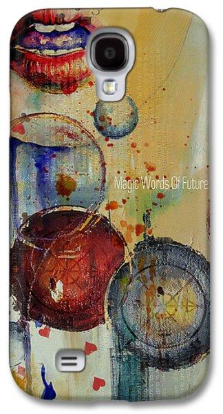 Abstract Tarot Art 021 Galaxy S4 Case