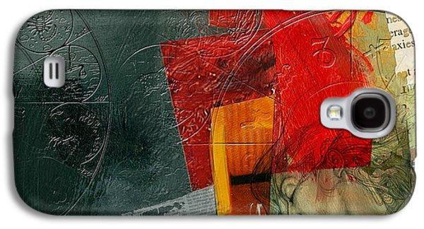 Abstract Tarot Card 004 Galaxy S4 Case