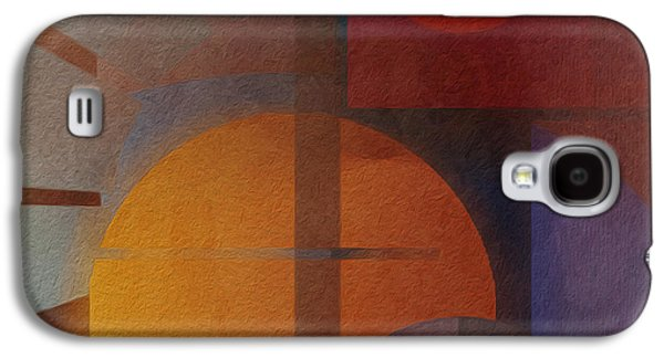 Abstract Tisa Schlemm 05 Galaxy S4 Case