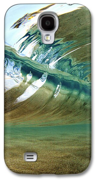 Abstract Movement Galaxy S4 Case - Abstract Underwater 2 by Vince Cavataio - Printscapes