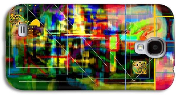 Hidden Ways Of Kedusha 3e Galaxy S4 Case by David Baruch Wolk