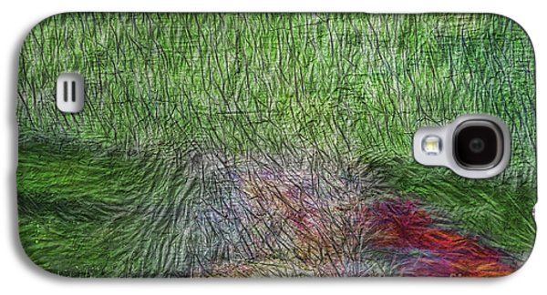 Abstraction Of Life Galaxy S4 Case