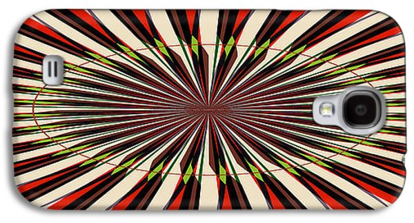 Abstracto Galaxy S4 Case by Galeria Zullian  Trompiz