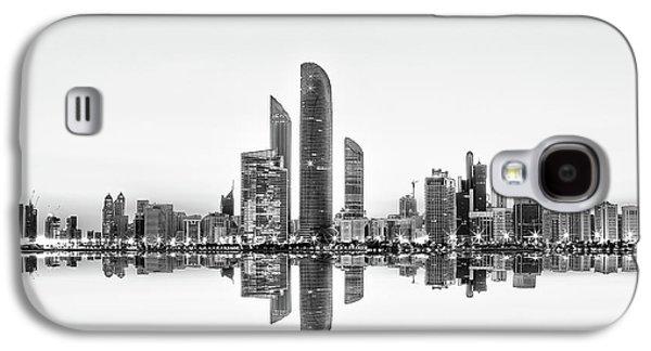 Abu Dhabi Urban Reflection Galaxy S4 Case