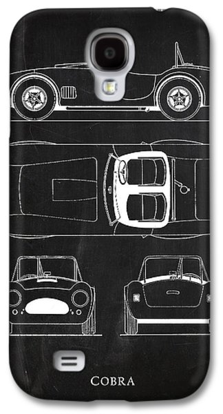 Ac Cobra Galaxy S4 Case by Mark Rogan