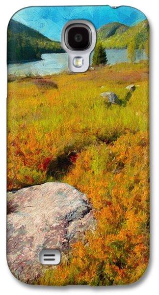 Acadia Spring Galaxy S4 Case by Jeff Kolker