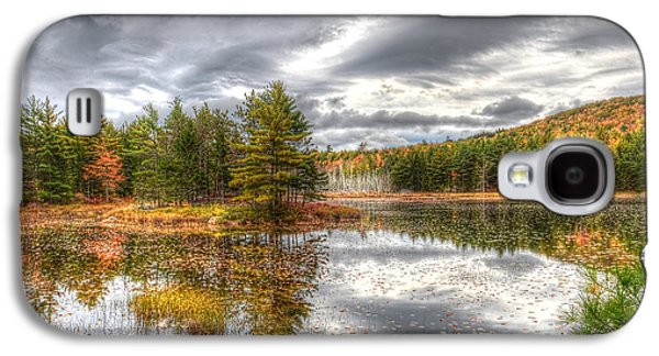 Acadia With Autumn Colors Galaxy S4 Case