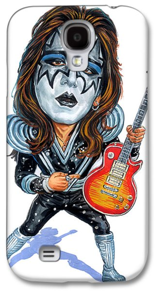 Ace Frehley Galaxy S4 Case by Art