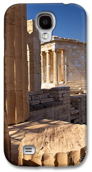Acropolis Temple Galaxy S4 Case by Brian Jannsen