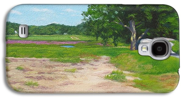 Across The Sudbury River Concord Massachusetts Galaxy S4 Case by Rosemarie Morelli