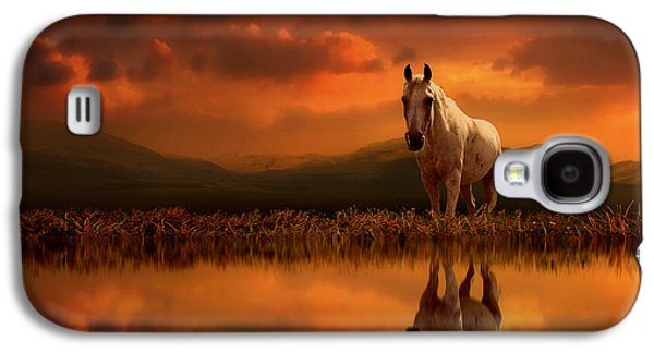 Across The Water Galaxy S4 Case