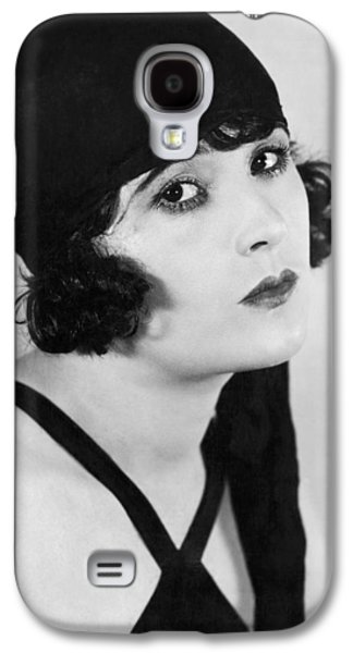 Actress Margaret Livingston Galaxy S4 Case by Underwood Archives