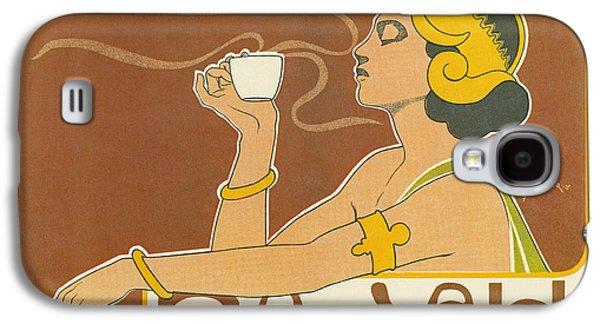 Ad Coffee, 1897 Galaxy S4 Case